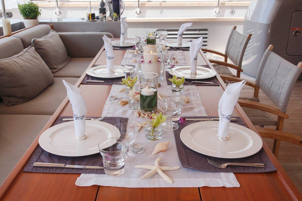 TABLESCAPING BARACUDA VALETTA