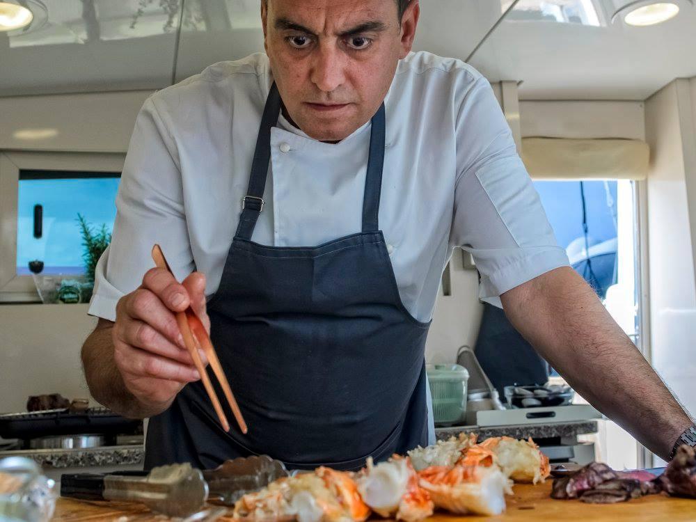 Chef: Nicholas Papakonstantinou
