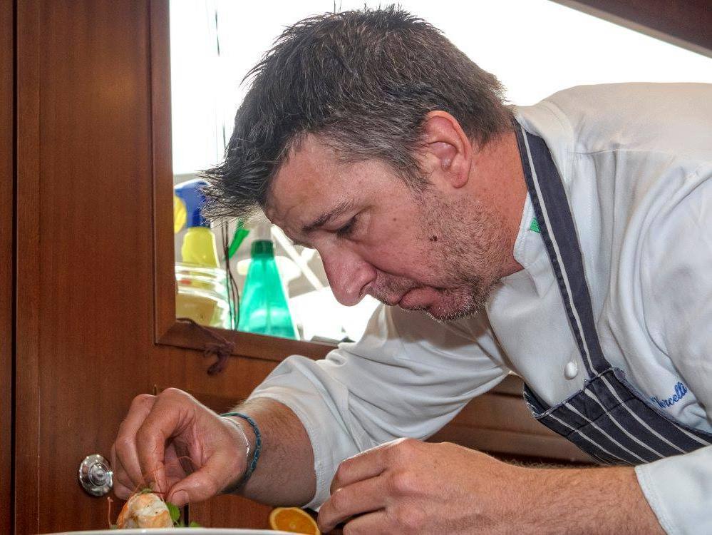 Chef: Andrea Vercelli