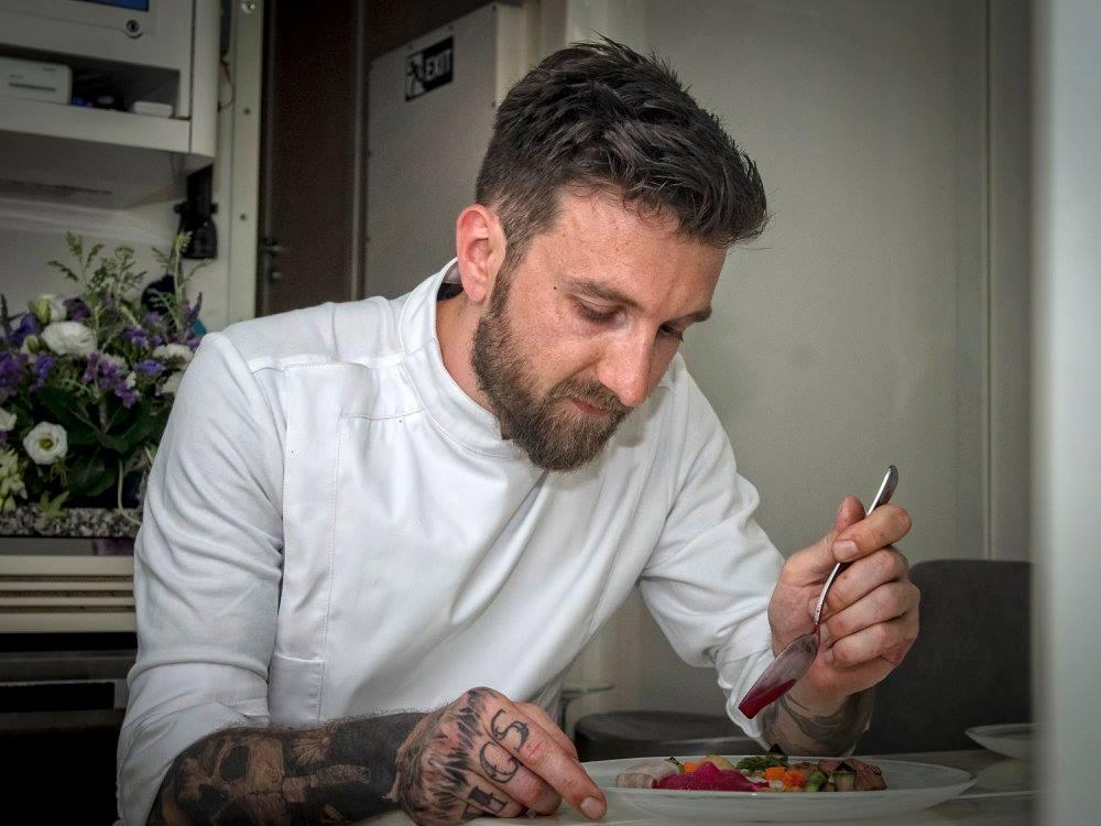 Chef: Dimitris Brinios